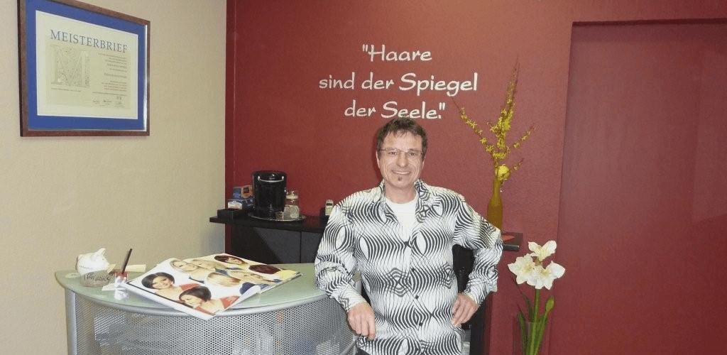 Friseur Rolf Weber - 81671 München